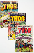 Silver Age (1956-1969):Superhero, Journey Into Mystery Group of 7 (Marvel, 1964-65) Condition:Average FN+.... (Total: 7 Items)