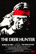 "Movie Posters:Academy Award Winners, The Deer Hunter (EMI, 1979). Rolled, Very Fine+. British Double Crown (20"" X 30"").. ..."
