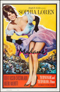 "Movie Posters:Foreign, Madame (Interfilm, 1961) Folded, Very Fine. One Sheet (27"" X 41""). Foreign...."