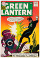 Green Lantern #8 (DC, 1961) Condition: FN