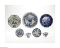 Ceramics & Porcelain, British:Modern  (1900 1949)  , AN ASSORTED GROUP OF CERAMIC TABLEWARE... (62 Items)