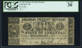 Obsoletes By State:Arkansas, (Little Rock), AR- State of Arkansas $5 July 25, 1862 Cr. 51F PCGS Very Fine 30.. ...