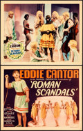 Movie Posters:Comedy, Roman Scandals (United Artists, 1933). Very Fine. ...