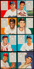 Baseball Cards:Sets, 1953 Red Man Baseball Complete Set (52) - Includes One Extra....