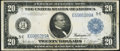 Large Size:Federal Reserve Notes, Fr. 982 $20 1914 Federal Reserve Note Very Fine.. ...