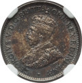 British West Africa:British Colony, British West Africa: British Colony. George V Three-piecePartial Set 1913 NGC Certified,... (Total: 3 coins)