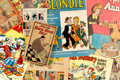 Golden Age (1938-1955):Miscellaneous, Golden Age Miscellaneous Mini-Comics Group of 10 (Various Publishers, 1919-50s) Condition: Average VG/FN.... (Total: 10 Comic Books)