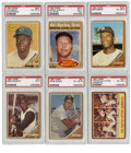 Baseball Cards:Sets, 1962 Topps Baseball near Set (597/598) Plus Variations (13). Offered is a 1962 Topps Baseball near set of 597/598 cards (mis...