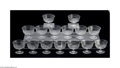 Art Glass:Other , FIFTEEN AMERICAN CUT GLASS BOWLS... (15 Items)