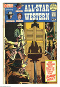 Bronze Age (1970-1979):Western, All-Star Western #10 (DC, 1972) Condition: VF-. In the dying days of the Western, DC introduced what might have been the bes...