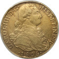 Colombia, Colombia: Charles IV gold 8 Escudos 1805 NR-JJ XF40 PCGS,...