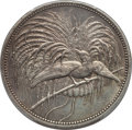 German New Guinea, German New Guinea: German Colony. Wilhelm II 5 Mark 1894-A AU Details (Cleaning) PCGS,...