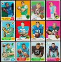 Baseball Cards:Lots, 1964-1969 Philadelphia/Topps Football Collection (1000+)....