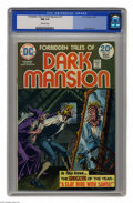Bronze Age (1970-1979):Horror, Forbidden Tales of Dark Mansion #15 (DC, 1974) CGC NM 9.4 Off-whitepages. Howard Chaykin and Dan Green art. Overstreet 2004...