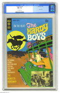 Bronze Age (1970-1979):Cartoon Character, Hardy Boys #3 (Gold Key, 1970) CGC NM+ 9.6 Off-white pages. Photocover. Overstreet 2004 NM- 9.2 value = $55. CGC census 3/0...