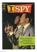 Silver Age (1956-1969):Mystery, I Spy #1 (Gold Key, 1966) Condition: FN+. Overstreet FN 6.0 value =$69. From the collection of Chris Bell....