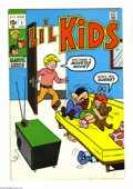 Bronze Age (1970-1979):Humor, Li'l Kids #1 (Marvel, 1970) Condition: VF/NM. Overstreet 2004 VF/NM9.0 value = $59; NM- 9.2 value = $75. From the collect...
