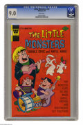 Bronze Age (1970-1979):Cartoon Character, Little Monsters #34 (Whitman, 1976) CGC VF/NM 9.0 White pages. Thisis currently the highest grade awarded by CGC for this i...