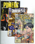 Modern Age (1980-Present):Miscellaneous, Miscellaneous Modern Age Box Lot (Various Publishers, 2000) Condition: NM. This full short box has a broad selection of DC a...