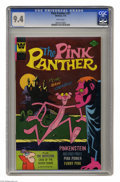 Bronze Age (1970-1979):Cartoon Character, Pink Panther #31 (Whitman, 1976) CGC NM 9.4 White pages. This iscurrently the highest grade awarded by CGC for this issue. ...