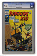 Bronze Age (1970-1979):Western, Rawhide Kid #82 (Marvel, 1970) CGC NM- 9.2 White pages. Herb Trimpe cover. Dick Ayers and Vince Colletta art. This is curren...