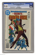 Modern Age (1980-Present):Horror, Secrets of Haunted House #46 (DC, 1982) CGC NM/MT 9.8 White pages.Denys Cowan and Dick Giordano cover. Steve Bissette and R...