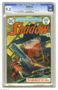Bronze Age (1970-1979):Miscellaneous, The Shadow #3 (DC, 1974) CGC NM- 9.2 Off-white to white pages.Bondage cover by Mike Kaluta. Kaluta and Bernie Wrightson art...