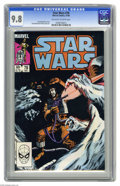 Modern Age (1980-Present):Science Fiction, Star Wars #78 (Marvel, 1983) CGC NM/MT 9.8 Off-white to whitepages. Bob Layton cover. Luke McDonnell and Layton art. Overst...