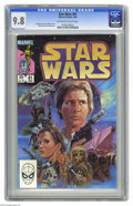 Modern Age (1980-Present):Science Fiction, Star Wars #81 (Marvel, 1984) CGC NM/MT 9.8 Off-white to whitepages. Boba Fett appearance. Tom Palmer cover. Ron Frenz and P...