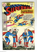 Silver Age (1956-1969):Superhero, Superman #148 (DC, 1961) Condition: VG/FN. Curt Swan cover and art. Overstreet 2004 VG 4.0 value = $40; FN 6.0 value = $60....