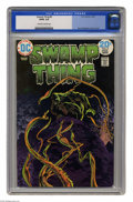 Bronze Age (1970-1979):Horror, Swamp Thing #8 (DC, 1974) CGC GD/VG 3.0 Off-white to white pages.Bernie Wrightson cover and art. Overstreet 2004 GD 2.0 val...