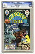 Bronze Age (1970-1979):Horror, Tales of Ghost Castle #1 (DC, 1975) CGC NM- 9.2 Off-white to whitepages. Cover by Ernie Chua (aka Ernie Chan). Nestor Redon...