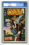 Bronze Age (1970-1979):Horror, Unexpected #135 (DC, 1972) CGC NM+ 9.6 Off-white to white pages.Overstreet 2004 NM- value = $32. From the collection of C...