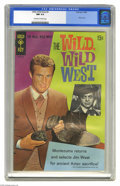 Silver Age (1956-1969):Adventure, Wild, Wild West #4 (Gold Key, 1968) CGC NM 9.4 Off-white to white pages. Robert Conrad and Ross Martin photo cover. Overstre...