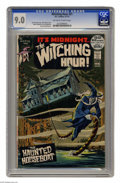 Bronze Age (1970-1979):Horror, Witching Hour #21 (DC, 1972) CGC VF/NM 9.0 Off-white to whitepages. Neal Adams cover. Nestor Redondo, Jerry Grandenetti, an...