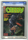 Modern Age (1980-Present):Horror, Creepy #129 (Warren, 1981) CGC NM- 9.2 Off-white to white pages.Jeff Easley cover. Alfredo Alcala, Carmine Infantino, and P...