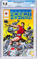 Magnus Robot Fighter #0 (Gold Key, 1992) CGC NM/MT 9.8 White pages