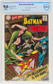The Brave and the Bold #80 Batman and The Creeper (DC, 1968) CBCS NM+ 9.6 White pages