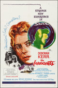 "Movie Posters:Horror, The Innocents (20th Century Fox, 1962). Folded, Very Fine-. One Sheet (27"" X 41""). Horror.. ..."