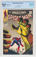 Silver Age (1956-1969):Superhero, The Amazing Spider-Man #67 (Marvel, 1968) CBCS NM- 9.2 White pages....