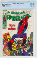 Silver Age (1956-1969):Superhero, The Amazing Spider-Man #68 (Marvel, 1969) CBCS VF/NM 9.0 White pages....