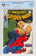 Silver Age (1956-1969):Superhero, The Amazing Spider-Man #69 (Marvel, 1969) CBCS NM+ 9.6 White pages....
