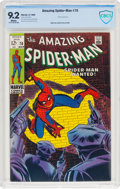 Silver Age (1956-1969):Superhero, The Amazing Spider-Man #70 (Marvel, 1969) CBCS NM- 9.2 White pages....