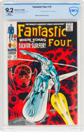 Silver Age (1956-1969):Superhero, Fantastic Four #72 (Marvel, 1968) CBCS NM- 9.2 White pages....