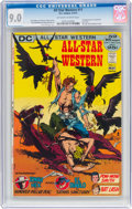 Bronze Age (1970-1979):Western, All-Star Western #11 (DC, 1972) CGC VF/NM 9.0 Off-white to white pages....
