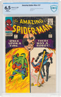 Silver Age (1956-1969):Superhero, The Amazing Spider-Man #37 (Marvel, 1966) CBCS FN+ 6.5 White pages....