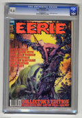 Magazines:Horror, Eerie #125 (Warren, 1981) CGC NM+ 9.6 Off-white pages. All Neal Adams issue. Overstreet 2004 NM- 9.2 value = $20. CGC census...