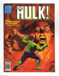 Magazines:Superhero, Hulk #21 (Marvel, 1980) Condition: VF. Howard Chaykin art. Overstreet 2004 VF 8.0 value = $5. From the collection of Chris...