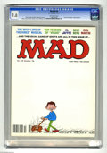 Magazines:Humor, Mad #210 (EC, 1979) CGC NM+ 9.6 Off-white pages. Sergio Aragones cover. Norman Mingo back cover. Al Jaffee, Dave Berg, Don M...
