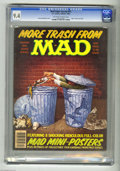 Modern Age (1980-Present):Humor, Mad Super Special #51 (EC, 1985) CGC NM 9.4 Off-white to whitepages. More Trash From Mad. Richard Williams cover. Overstree...